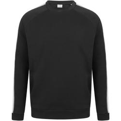 Textiel Sweaters / Sweatshirts Skinni Fit SF523 Zwart/Wit