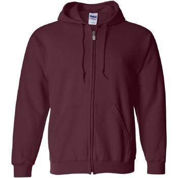 Textiel Heren Sweaters / Sweatshirts Gildan 18600 Marron