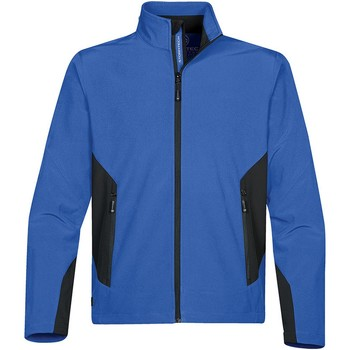 Textiel Heren Wind jackets Stormtech ST802 Azuurblauw/zwart
