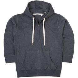 Textiel Dames Sweaters / Sweatshirts Mantis M84 Houtskool Grijs Melange
