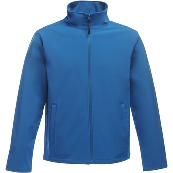 Textiel Heren Jacks / Blazers Regatta  Oxford Blauw