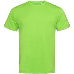 Textiel Heren T-shirts korte mouwen Stedman  Groen