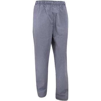 Textiel Losse broeken / Harembroeken Dennys DC01E Marine / Wit