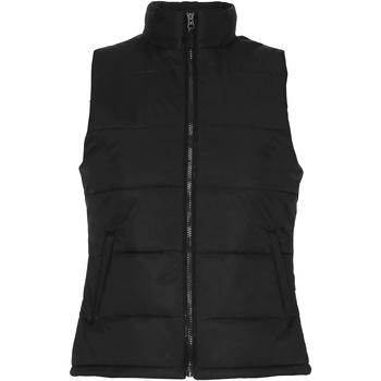 Textiel Dames Vesten / Cardigans 2786 TS15F Zwart