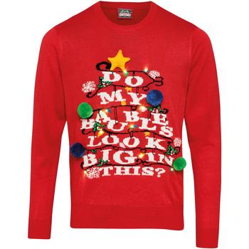 Textiel Truien Christmas Shop CS036 Rood