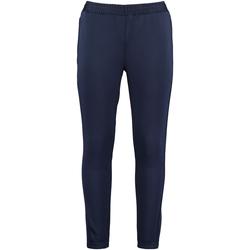 Textiel Trainingsbroeken Gamegear KK971 Marineblauw