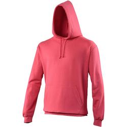 Textiel Sweaters / Sweatshirts Awdis College Lippenstift Roze