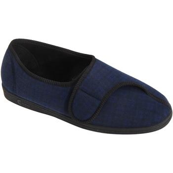 Schoenen Heren Sloffen Comfylux  Marineblauw