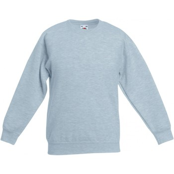 Textiel Kinderen Sweaters / Sweatshirts Fruit Of The Loom SS801 Heather Grijs