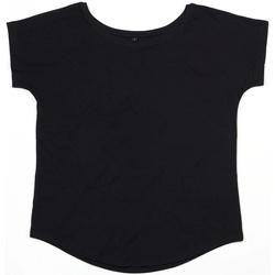 Textiel Dames T-shirts korte mouwen Mantis M91 Zwart