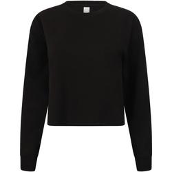 Textiel Dames Sweaters / Sweatshirts Skinni Fit SK515 Zwart
