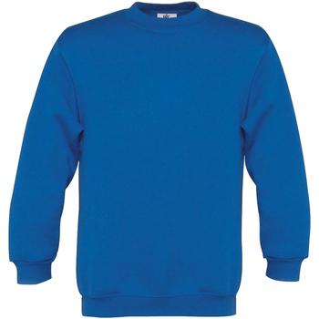 Textiel Kinderen Sweaters / Sweatshirts B And C  Koningsblauw