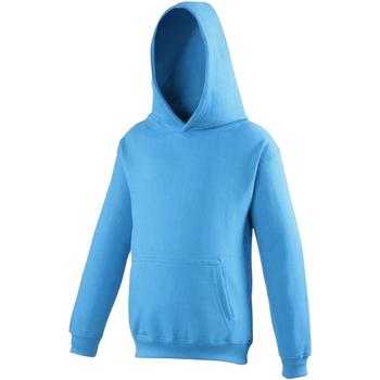 Textiel Kinderen Sweaters / Sweatshirts Awdis JH01J Saffierblauw