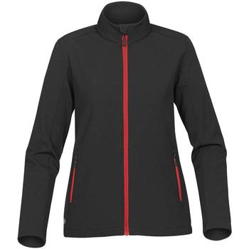 Textiel Dames Wind jackets Stormtech KSB-1W Zwart/Rood