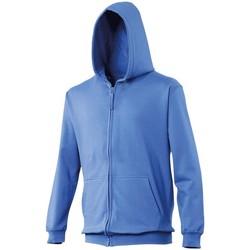 Textiel Kinderen Sweaters / Sweatshirts Awdis JH50J Koningsblauw