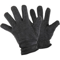 Accessoires Dames Handschoenen Floso  Houtskool