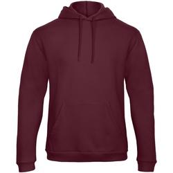 Textiel Sweaters / Sweatshirts B And C ID. 203 Bourgondië