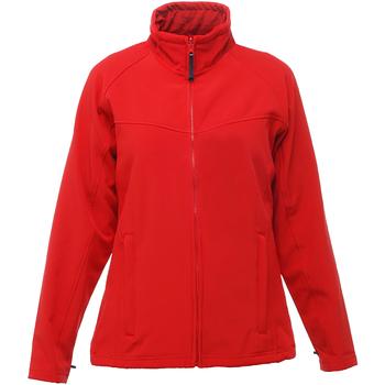 Textiel Dames Jacks / Blazers Regatta  Rood