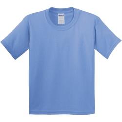 Textiel Kinderen T-shirts korte mouwen Gildan 5000B Carolina Blauw