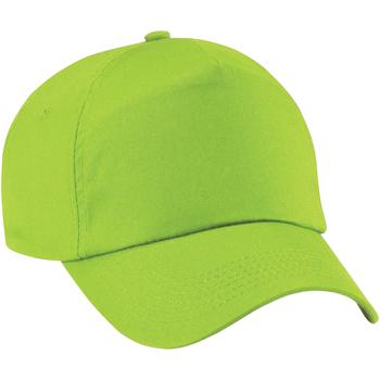 Accessoires Meisjes Pet Beechfield B10B Kalk groen