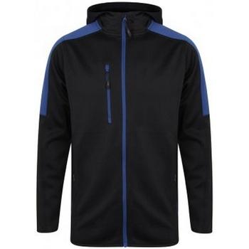 Textiel Heren Wind jackets Finden & Hales LV622 Marine / Loyaal