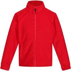 Textiel Heren Fleece Regatta  Rood