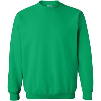 Textiel Sweaters / Sweatshirts Gildan 18000 Iers Groen