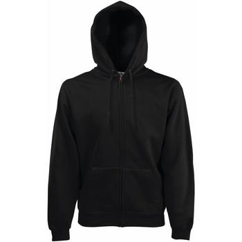 Textiel Heren Sweaters / Sweatshirts Fruit Of The Loom SS822 Zwart