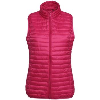 Textiel Dames Dons gevoerde jassen 2786 TS19F Heet Roze