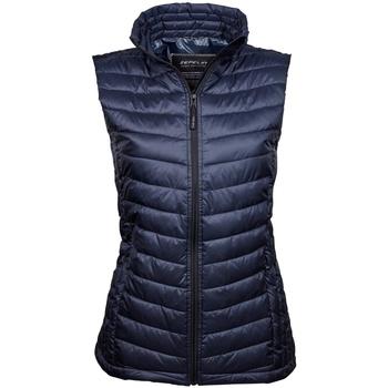 Textiel Dames Vesten / Cardigans Tee Jays TJ9633 Deep Navy