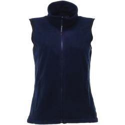 Textiel Dames Vesten / Cardigans Regatta Haber Navy