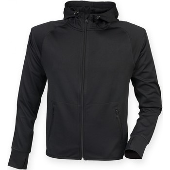 Textiel Heren Sweaters / Sweatshirts Tombo Teamsport TL550 Zwart