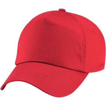 Accessoires Meisjes Pet Beechfield B10B Helder rood