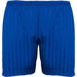 Textiel Kinderen Korte broeken / Bermuda's Maddins MD15B Koninklijk