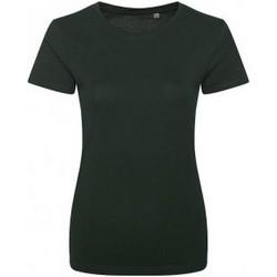Textiel Dames T-shirts korte mouwen Ecologie EA01F Fles