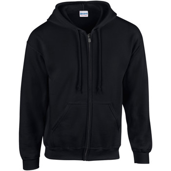 Textiel Heren Sweaters / Sweatshirts Gildan 18600 Zwart