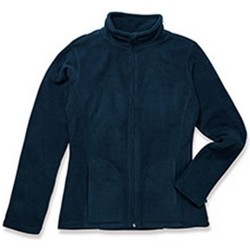 Textiel Dames Fleece Stedman  Blauwe Middernacht