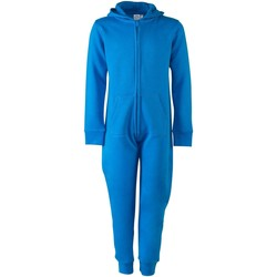 Textiel Kinderen Jumpsuites / Tuinbroeken Skinni Fit Minni Saffierblauw