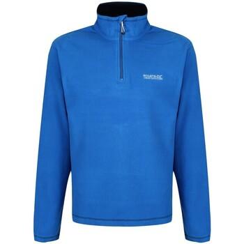 Textiel Heren Fleece Regatta Thompson Blauw