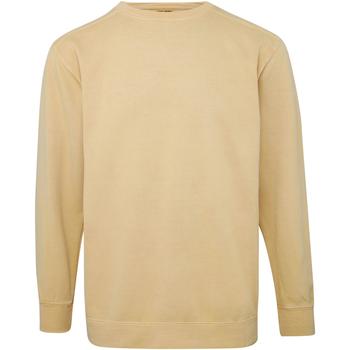 Textiel Heren Sweaters / Sweatshirts Comfort Colors CO040 Mosterd