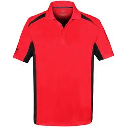 Textiel Heren Polo's korte mouwen Stormtech ST955 Rood/zwart