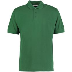 Textiel Heren Polo's korte mouwen Kustom Kit KK403 Fles groen