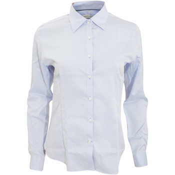 Textiel Dames Overhemden J Harvest & Frost JF003 Hemelsblauw