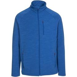 Textiel Heren Fleece Trespass Brolin Blauw