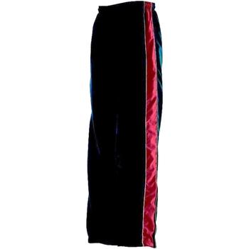 Textiel Kinderen Trainingsbroeken Finden & Hales  Marine / Rood / Wit