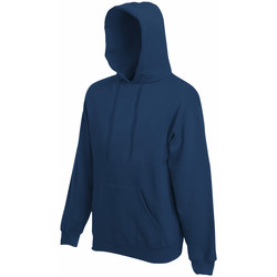 Textiel Heren Sweaters / Sweatshirts Fruit Of The Loom 62208 Marine