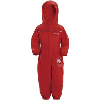 Textiel Jongens Jumpsuites / Tuinbroeken Regatta  Rood
