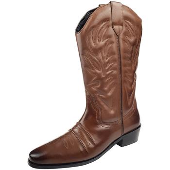 Schoenen Heren Hoge laarzen Woodland High Clive Donkerbruin
