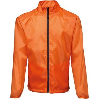 Textiel Heren Windjack 2786 TS011 Oranje/ Zwart