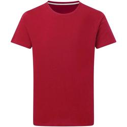 Textiel Heren T-shirts korte mouwen Sg Perfect Rood